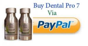 Buy Dental Pro 7 Via Paypal