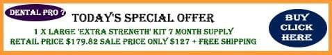 Free Shipping Dental Pro 7
