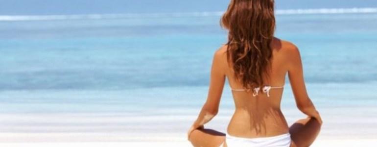 yoga for summer season
