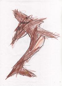 Hai Malvorlage Bild ausdrucken