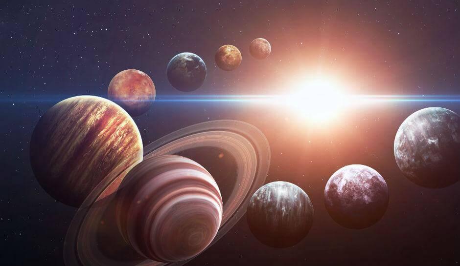 Sistem Tata Surya Beserta Susunan Urutan Planet Planetnya