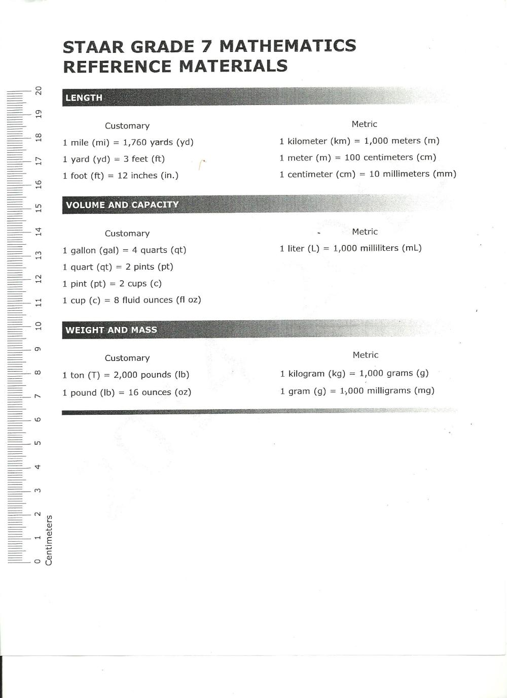 medium resolution of Staar Test 5th Grade Math Worksheets   Printable Worksheets and Activities  for Teachers