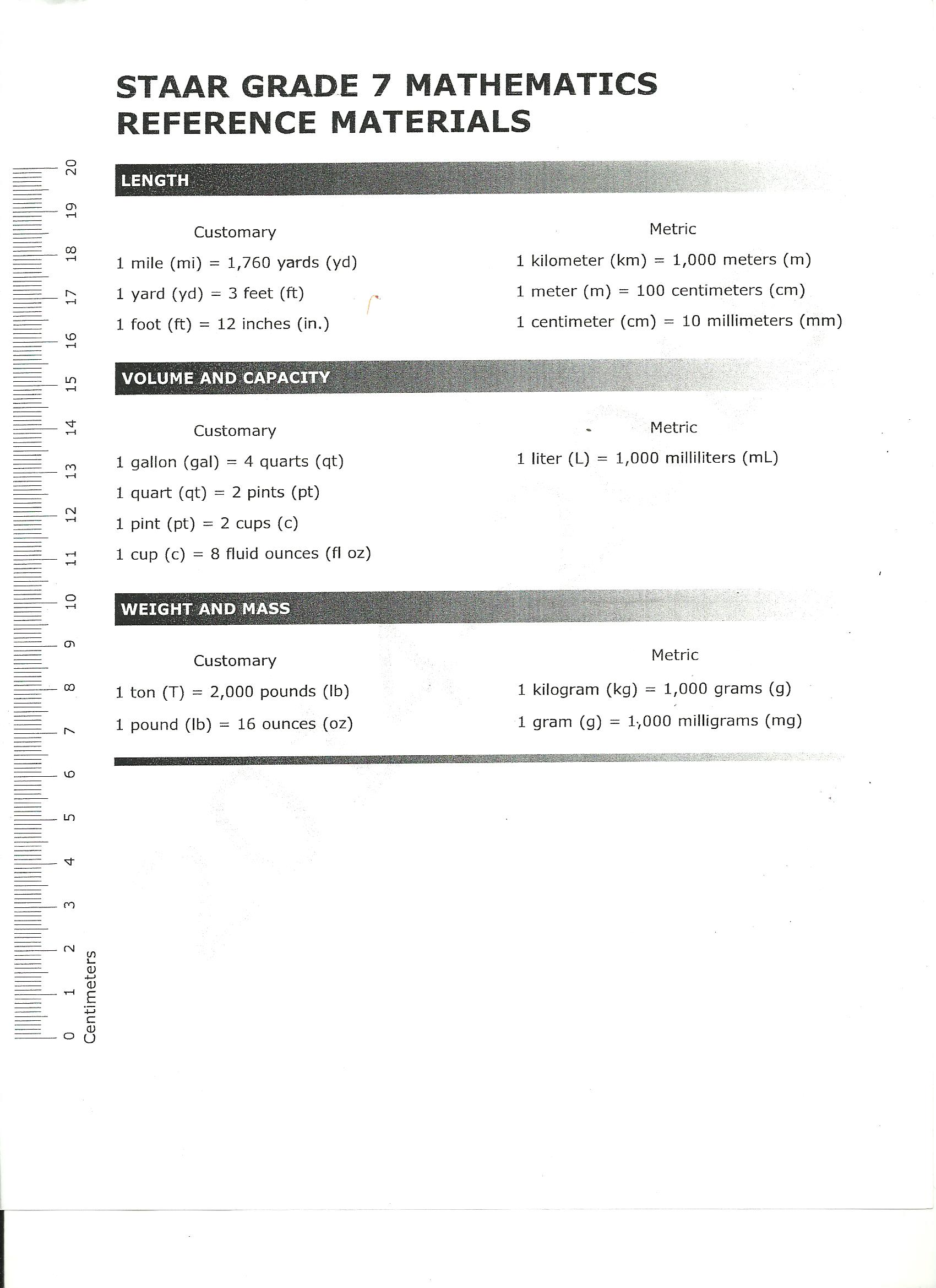 hight resolution of Staar Test 5th Grade Math Worksheets   Printable Worksheets and Activities  for Teachers
