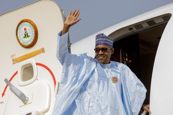 Image result for Buhari departs for China, to meet President Jinping