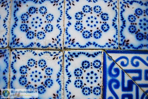 Largo do Boticário: azulejos