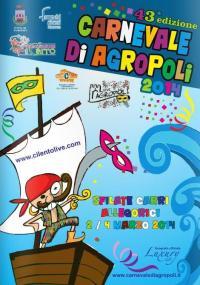 Agropoli: programma Carnevale