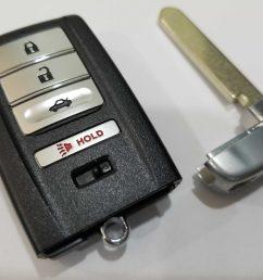 acura key fob [ 1500 x 1125 Pixel ]