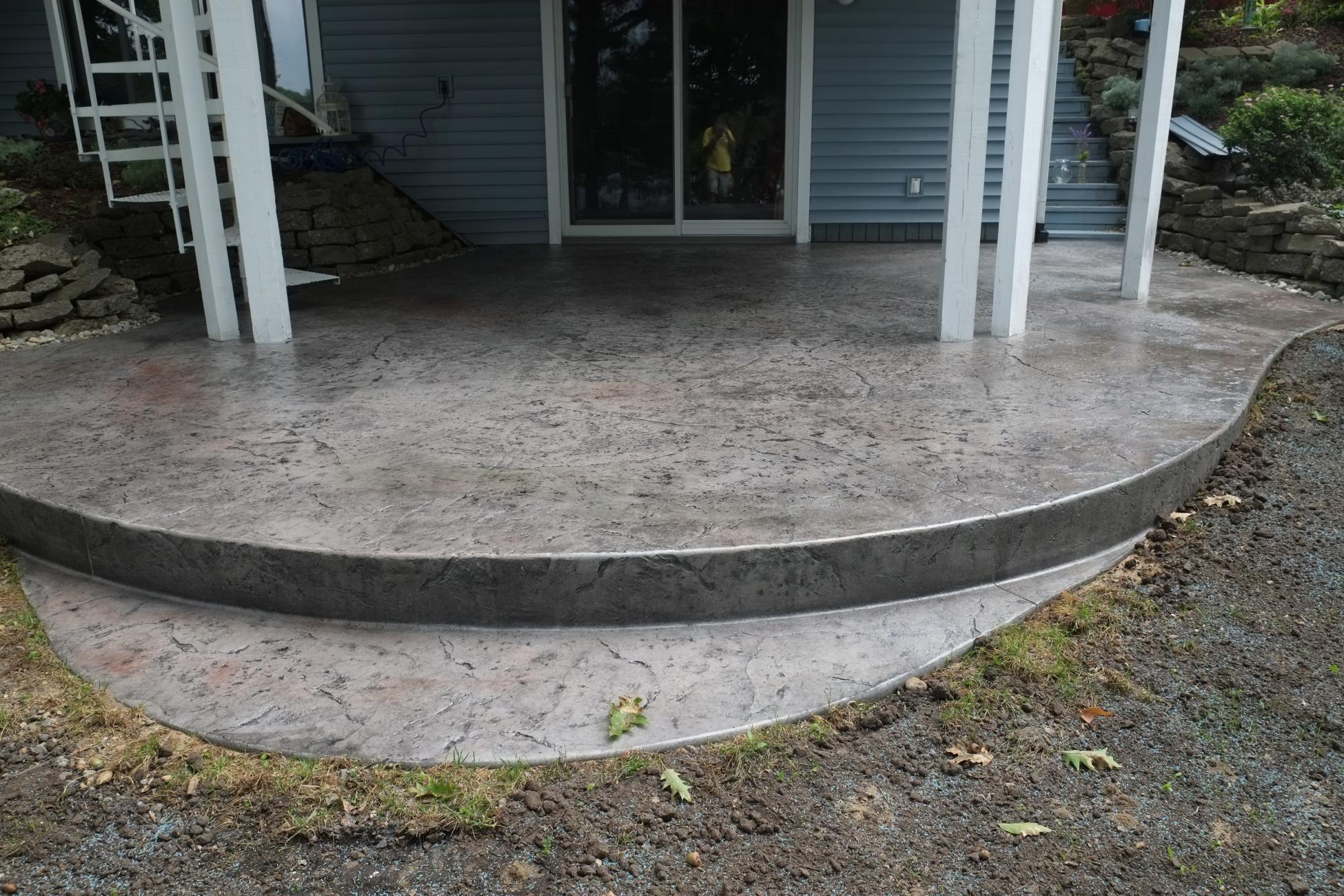 Denver Stamped Concrete Services  Patios  Driveways