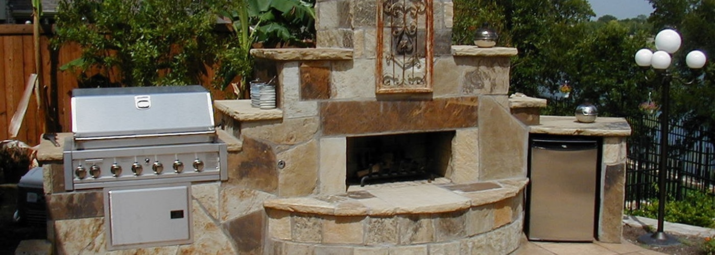 Top Denver Outdoor Fireplace Revolution KZ12