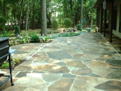 denver flagstone masonry add beauty