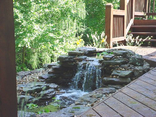 ... JS Concrete And Landscape Design Is Known As The Custom Water Feature  Guys. Let Us Design And Install Your Dream Backyard Garden Water Features!