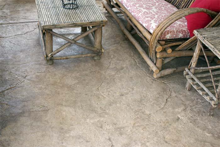 Stamped Concrete Patios  Diehl Concrete