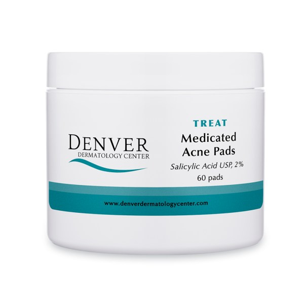 Medicated Acne Pads