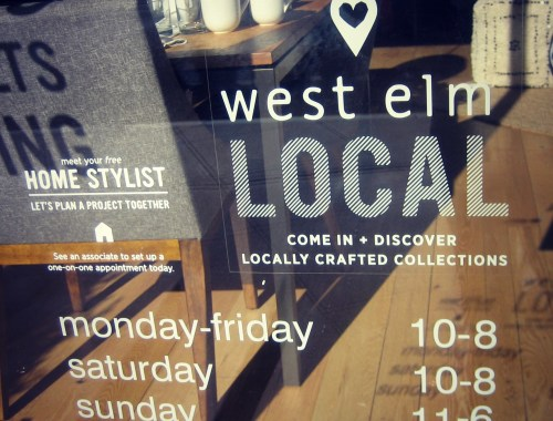 West Elm supports Denver makers