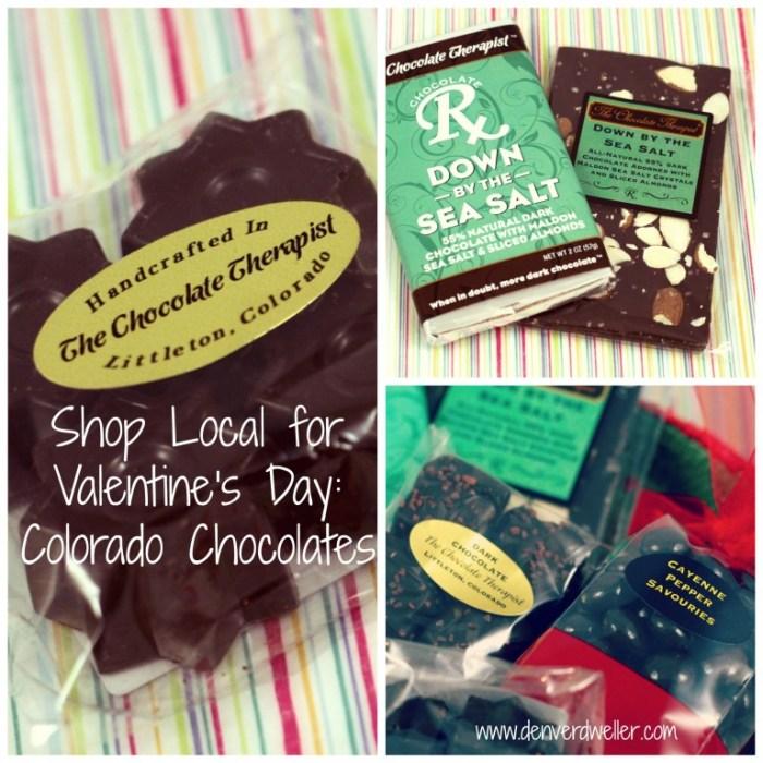 Colorado chocolates: Shop Local for Valentines Day