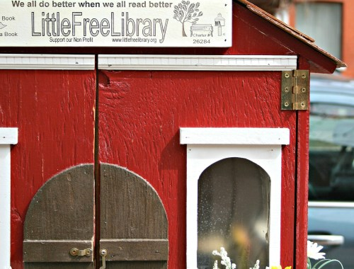 Denver Little Free Libraries