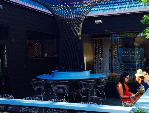 What's new in Denver: Vital Root patio