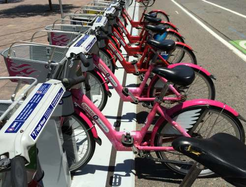In Denver This Week August 12th - 18th, 2016: Bcycle