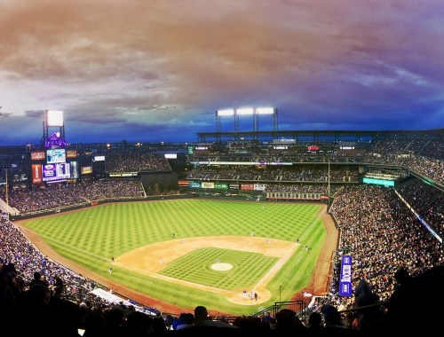 things to do in Denver in April 2017 Rockies