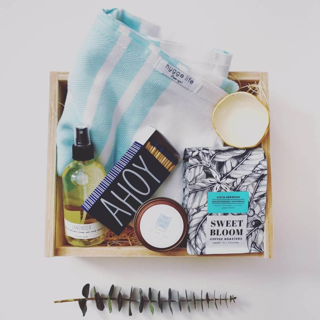 Manofatto custom gift boxes Calibound