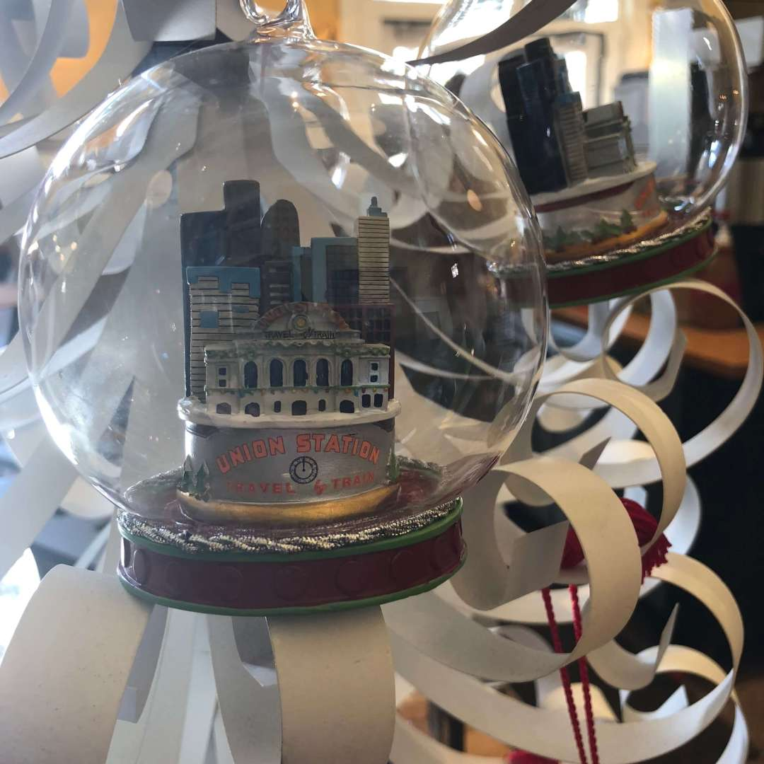 Denver gift guides -- Union Station ornament