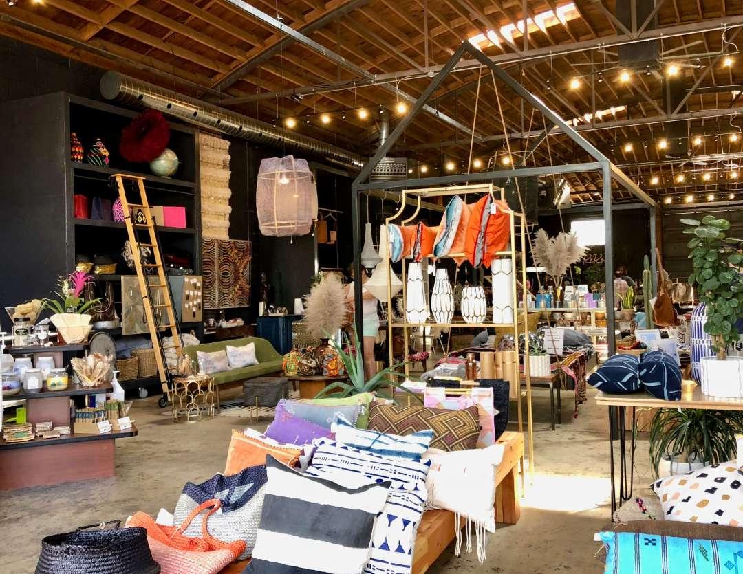 Denver home decor stores modern nomad