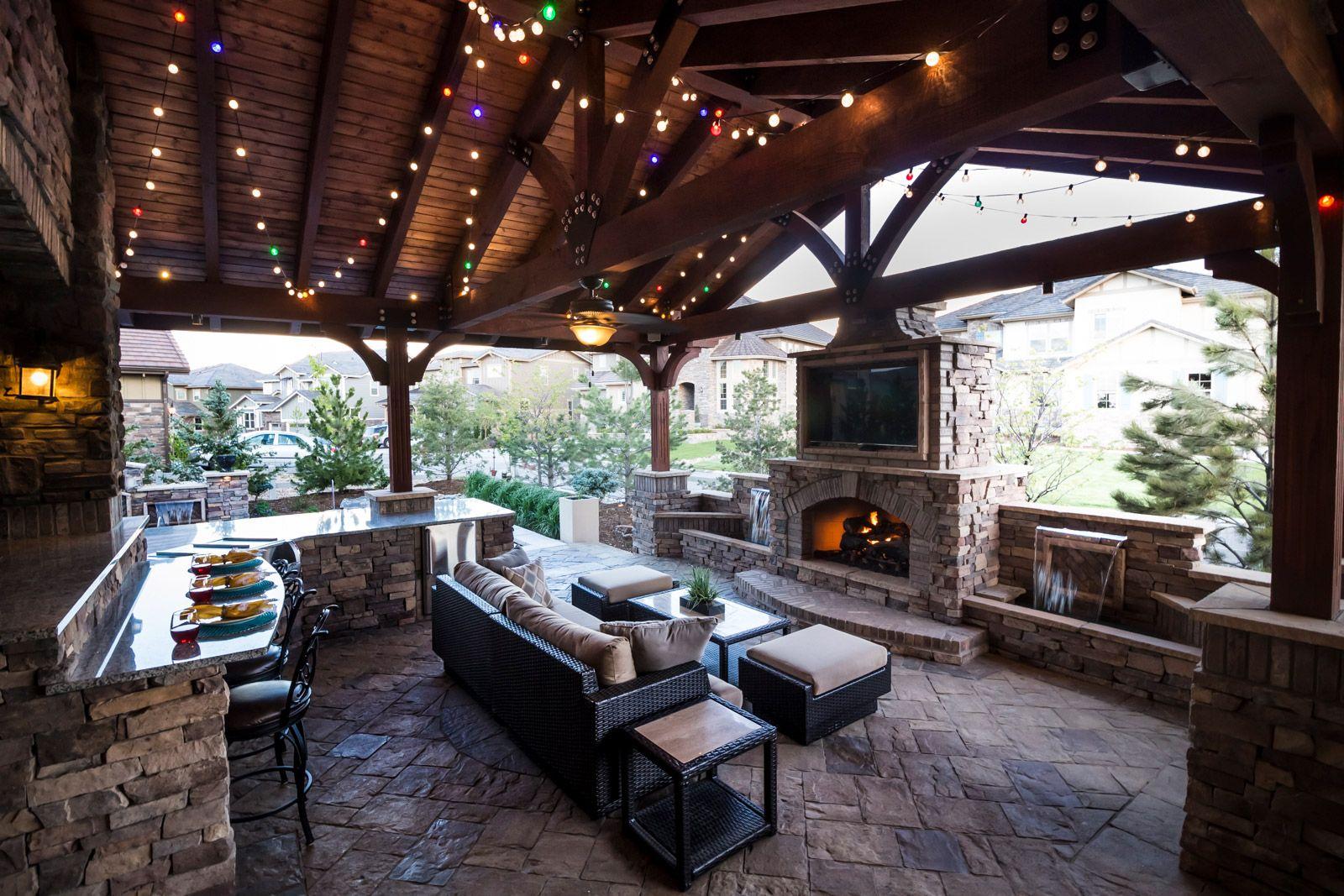 Outdoor Living Spaces Amp Structures Elite Landscape