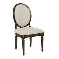 Oval Back Side Chair 90-2499 Artisans Shoppe Dining ...