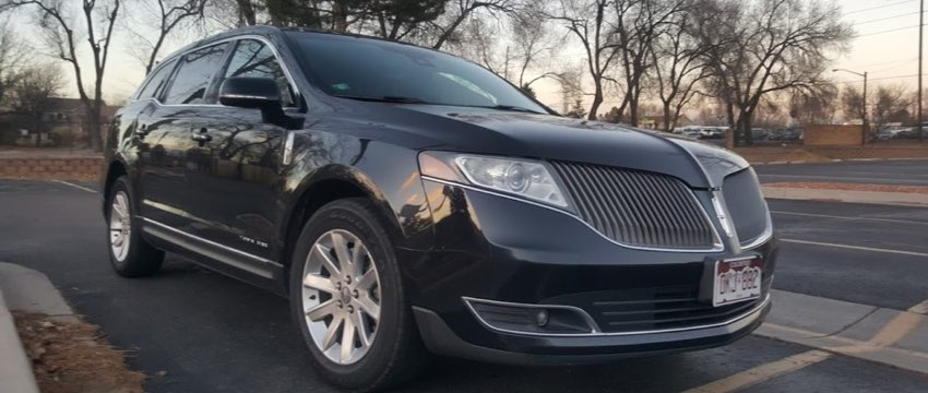 Fleet: Lincoln MKZ AWD