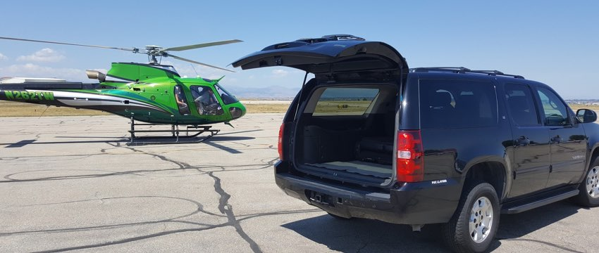 Dia To Fort Collins Car Service