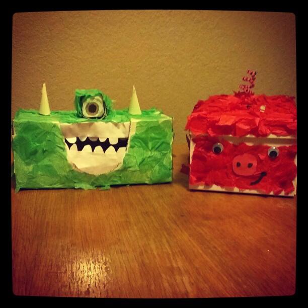 Instagram - Valentine's boxes