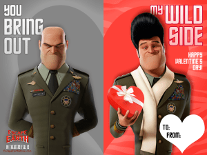 Print this Valentine!