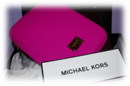 Michael Kors Ipad case