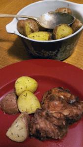 Albert Bartlett rooster-potatoes