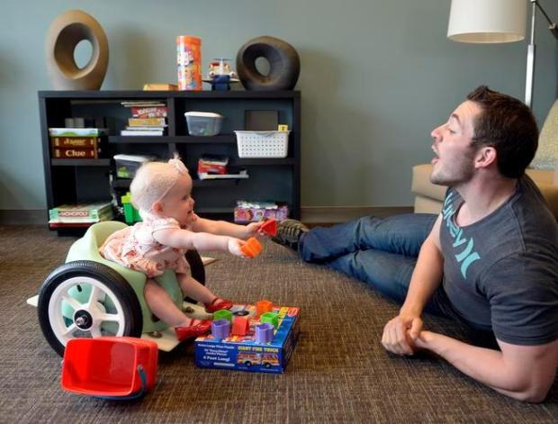 Facing Spina Bifida Couple Turns To Developing Field Of