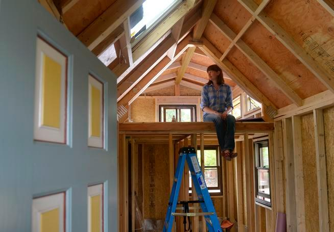 Colorado Woman S Tiny House Lets Her Live Large On Less