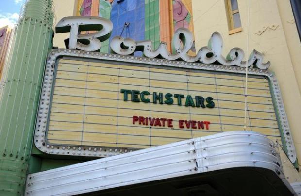 TechStars event.