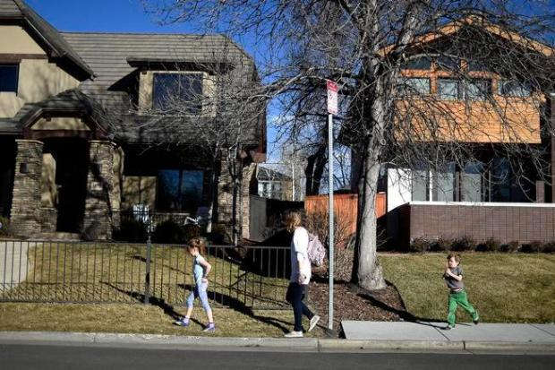 The City of Denver's 2017 budget allocates just $2.5 million for sidewalk updates, despite an estimated $475 million need.