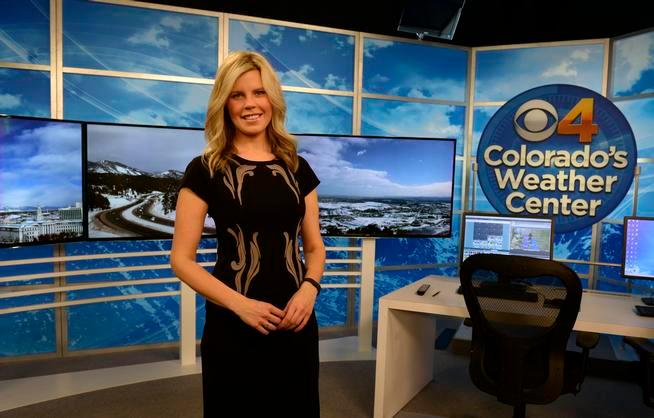 KCNCs Lauren Whitney on weather science and being blond