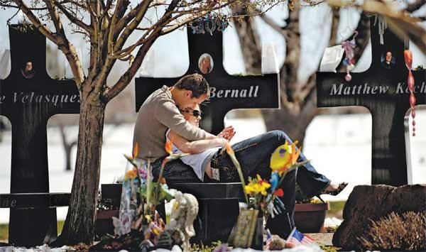 Columbine blooming anew  The Denver Post