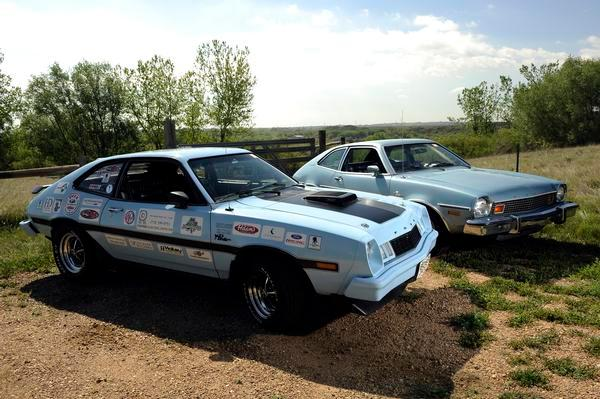 ford pinto owners celebrate
