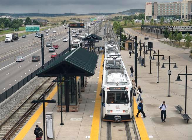 Rtd Light Rail