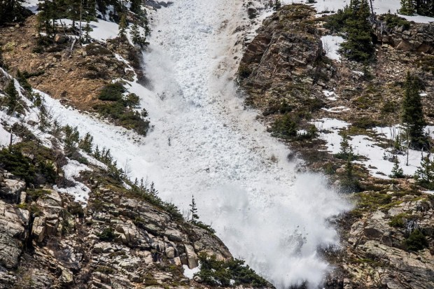 Colorado Department of Transportation (CDOT) crews have been working for several weeks to clear the way for an on-target opening of Independence Pass on Thursday, May 26.