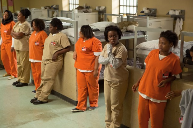 """""""Orange Is The New Black"""" S4. Photo provided by Netflix."""
