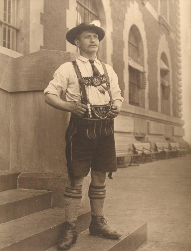 Augustus Sherman
