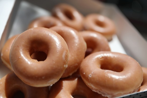 National Doughnut Day is the first Friday in June.