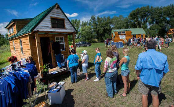 Colorado Springs Will Host The 2016 National Tiny House