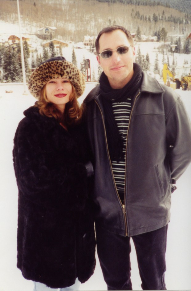 Kurt Sonnenfeld is pictured with his first wife Nancy. Photo provided by Nancy's family