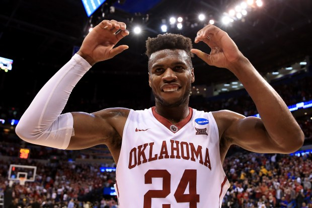 Buddy Hield shot over 45 percent on 3-point attempts at the University of Oklahoma.