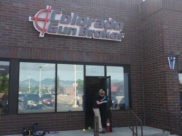 Colorado Gun Broker on Tuesday, June 21, 2016. Andy Cross, The Denver Post